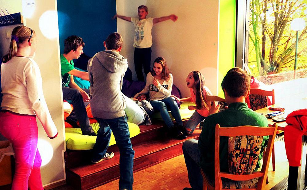 Gemischtes Doppel – Jugendhilfe und Schule in Weil im Schönbuch