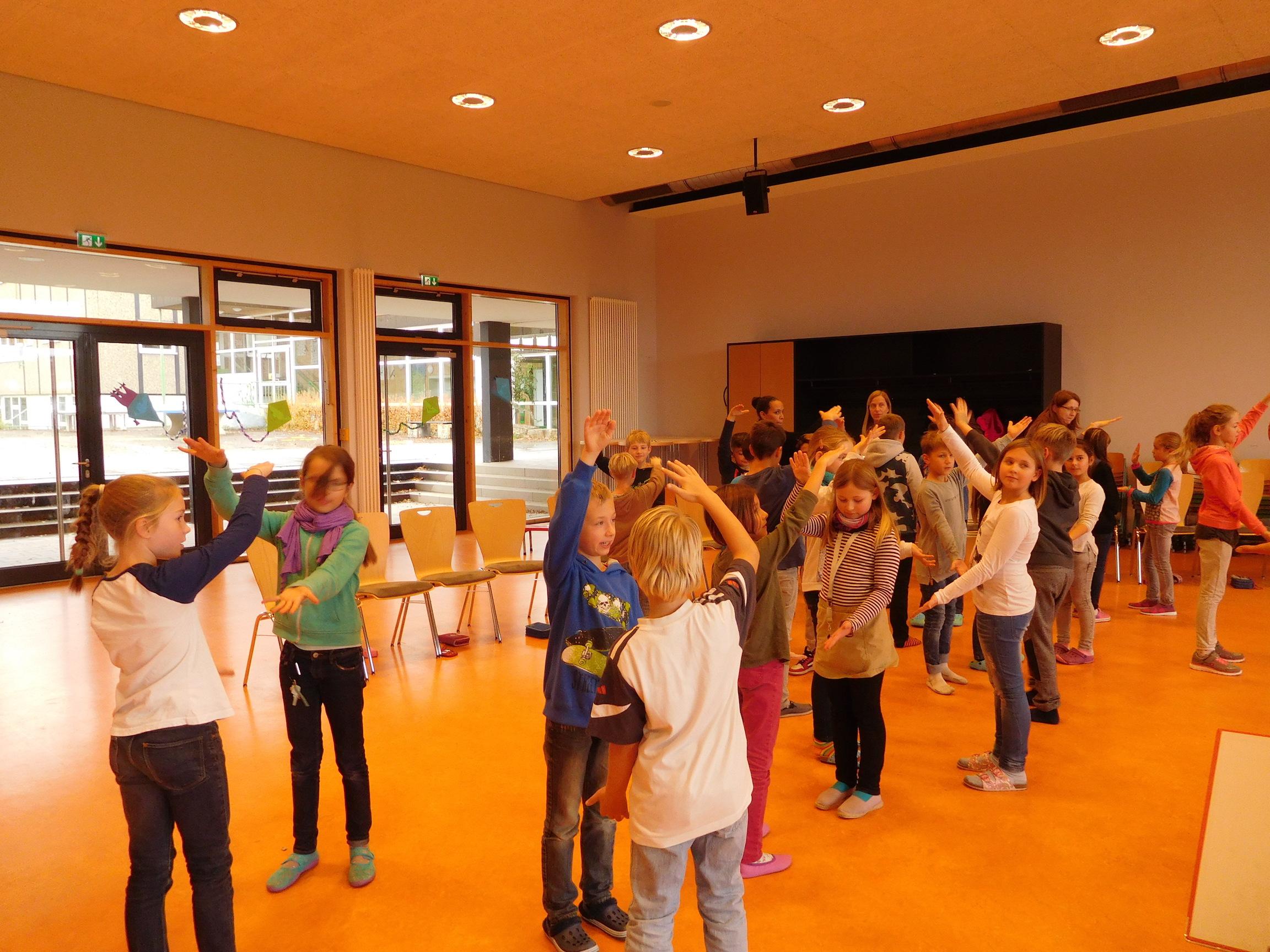 Gewaltprävention an der Schönbuch Grundschule Hildrizhausen