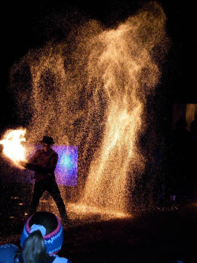 Feuer und Kunst 2016