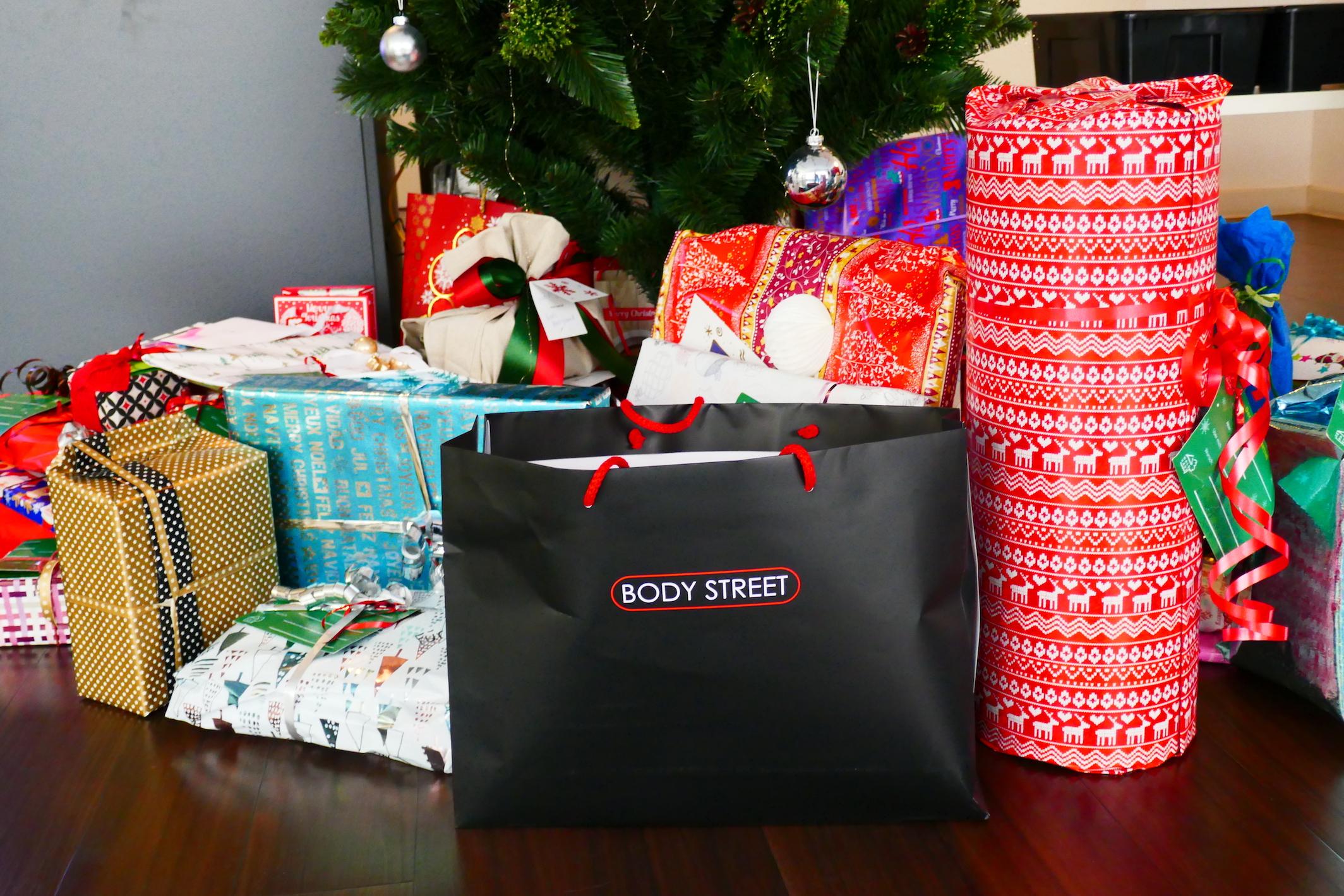 Weihnachtswunschbaumaktion in Zusammenarbeit mit Bodystreet