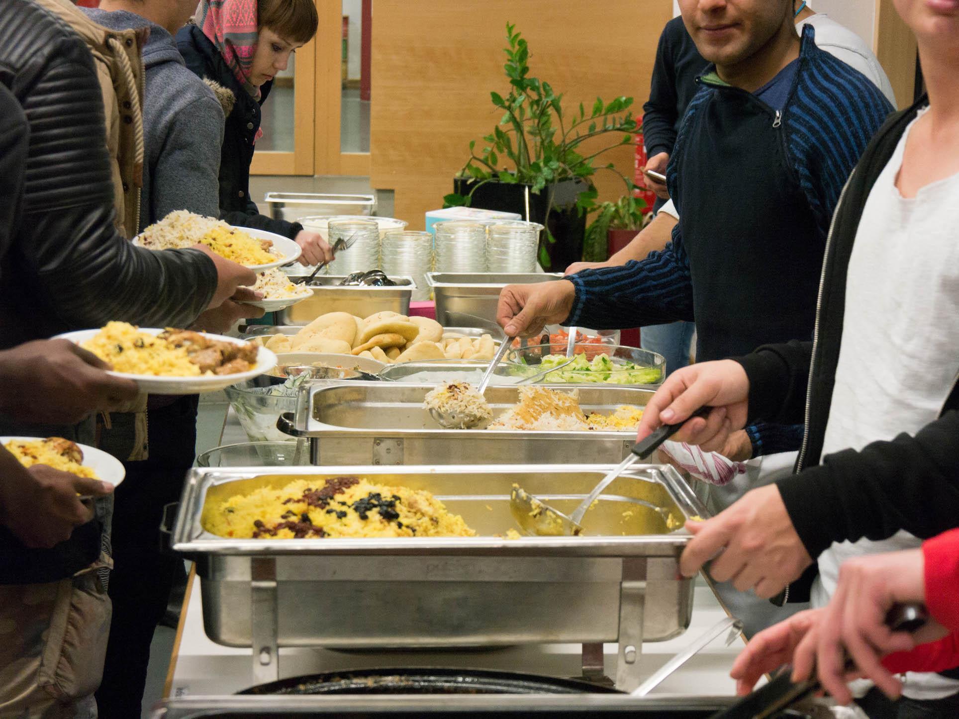 Meet & Eat im Jugend- und Kulturzentrum W3