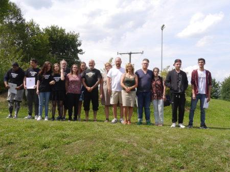 Acht Jugendliche schaffen Hauptschulabschluss