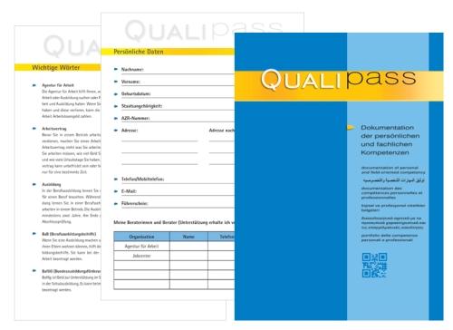 Qualipass in einfacher Sprache – auch im Waldhaus erhältlich!
