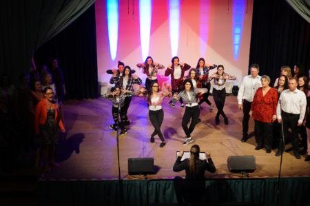 Die Siesta Dancers live on stage in Leonberg und Schwieberdingen