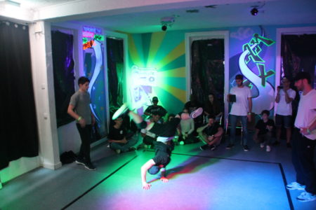 2. Breakdance Battle im Jugendhaus Calw – eine Galerie