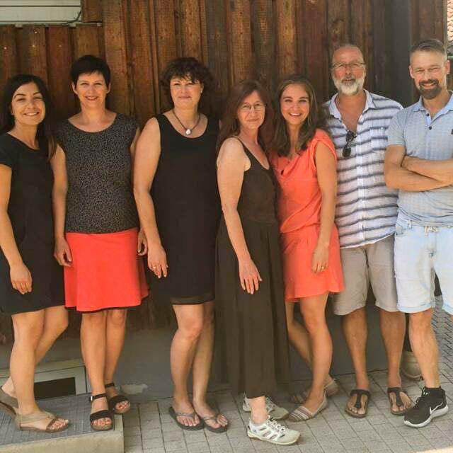 Neuer Betriebsrat im Waldhaus
