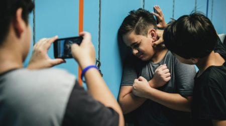 Schulsozialarbeiterin Anja Frasch kämpft in Holzgerlingen gegen Mobbing