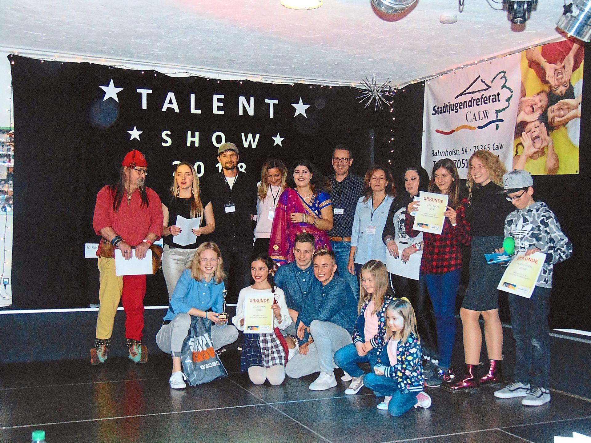 Doppelt so viele Künstler als voriges Jahr bei Talentshow