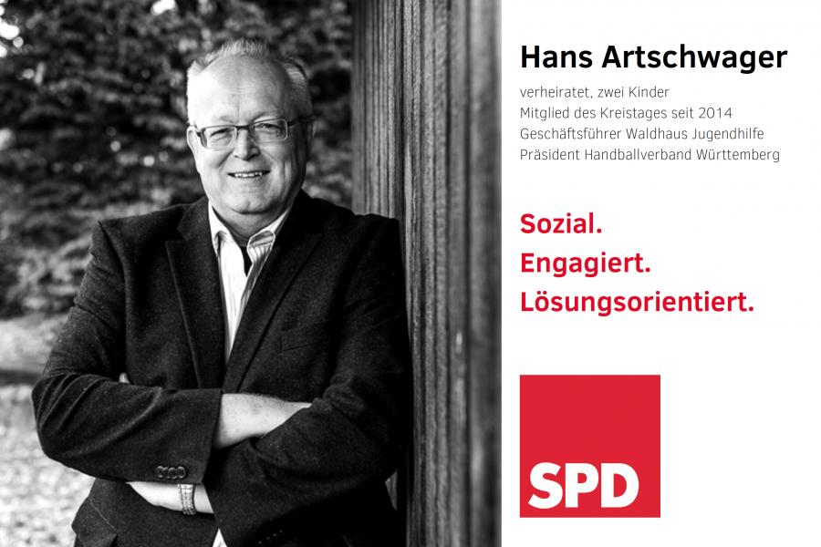 Hans Artschwager im Blog!