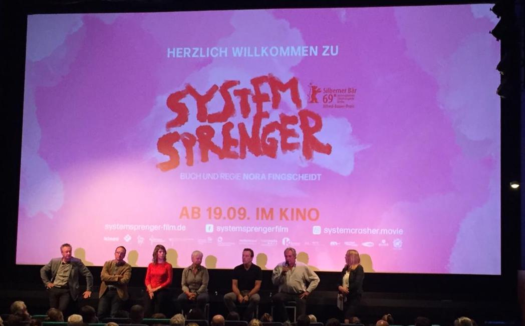 """Filmpremiere: """"Systemsprenger"""" von Regisseurin Nora Fingscheidt in Stuttgart"""