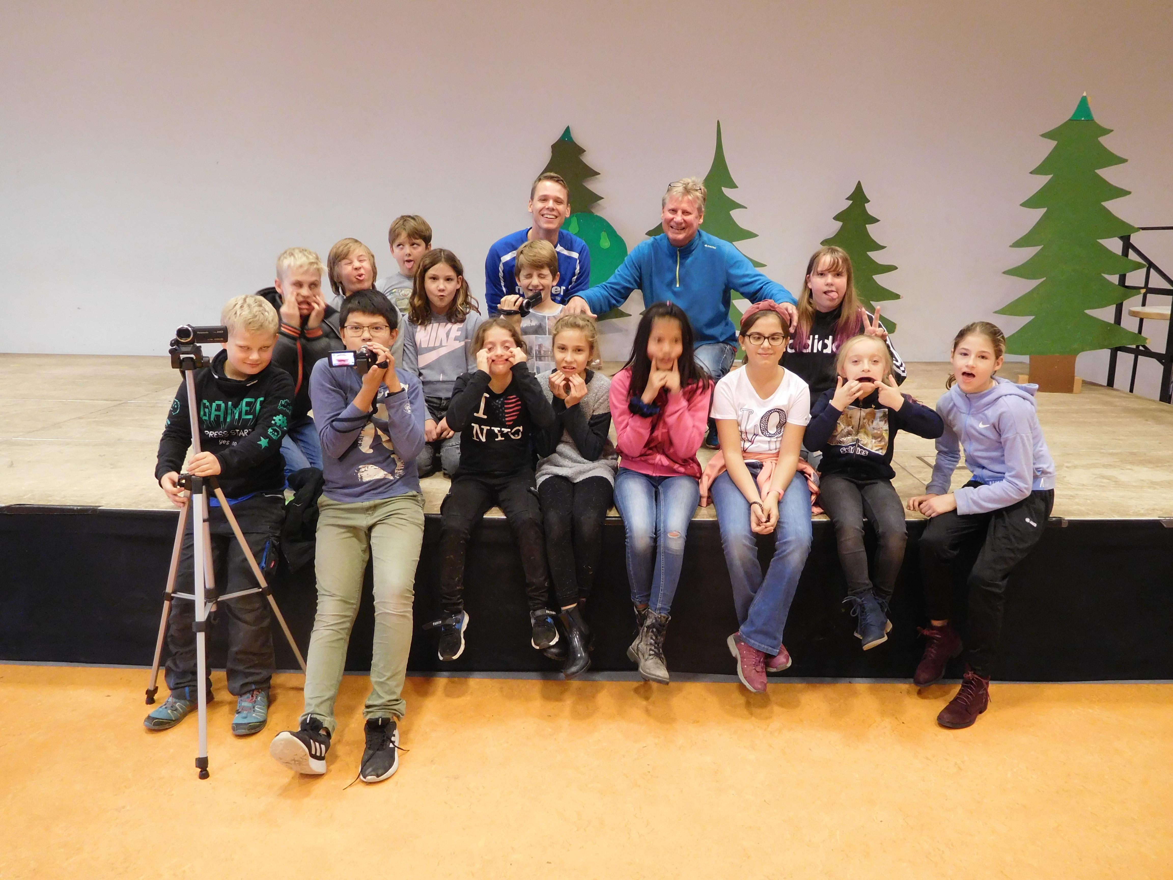 """Projektreihe """"Kultur macht stark""""  – gelungener Abschluss in Altdorf!"""