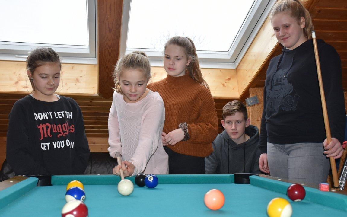 Jugendtreff in Hildrizhausen erstrahlt in neuem Glanz und ist ab sofort jeden Freitag wieder geöffnet