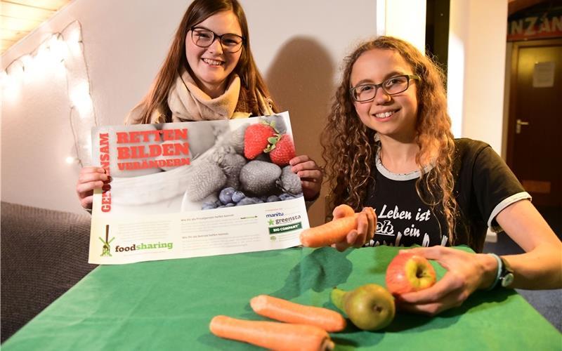 Schnippelparty soll Foodsharing ins Rollen bringen