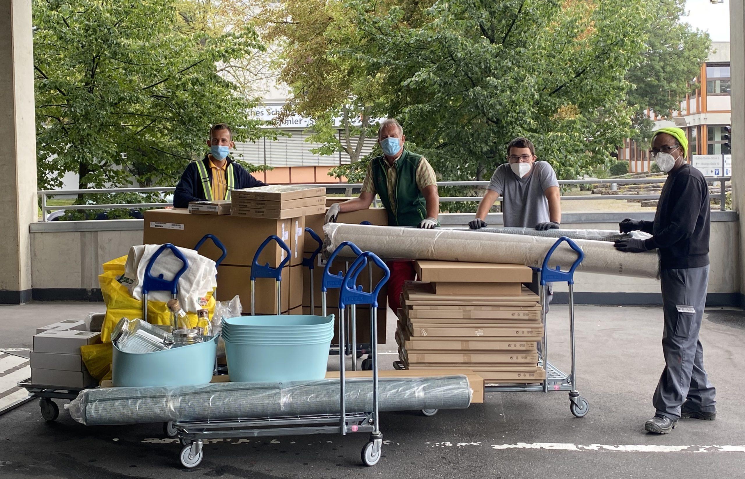 """""""Wir packen das gemeinsam"""" – IKEA schnürt ein Hilfspaket für das Waldhaus"""