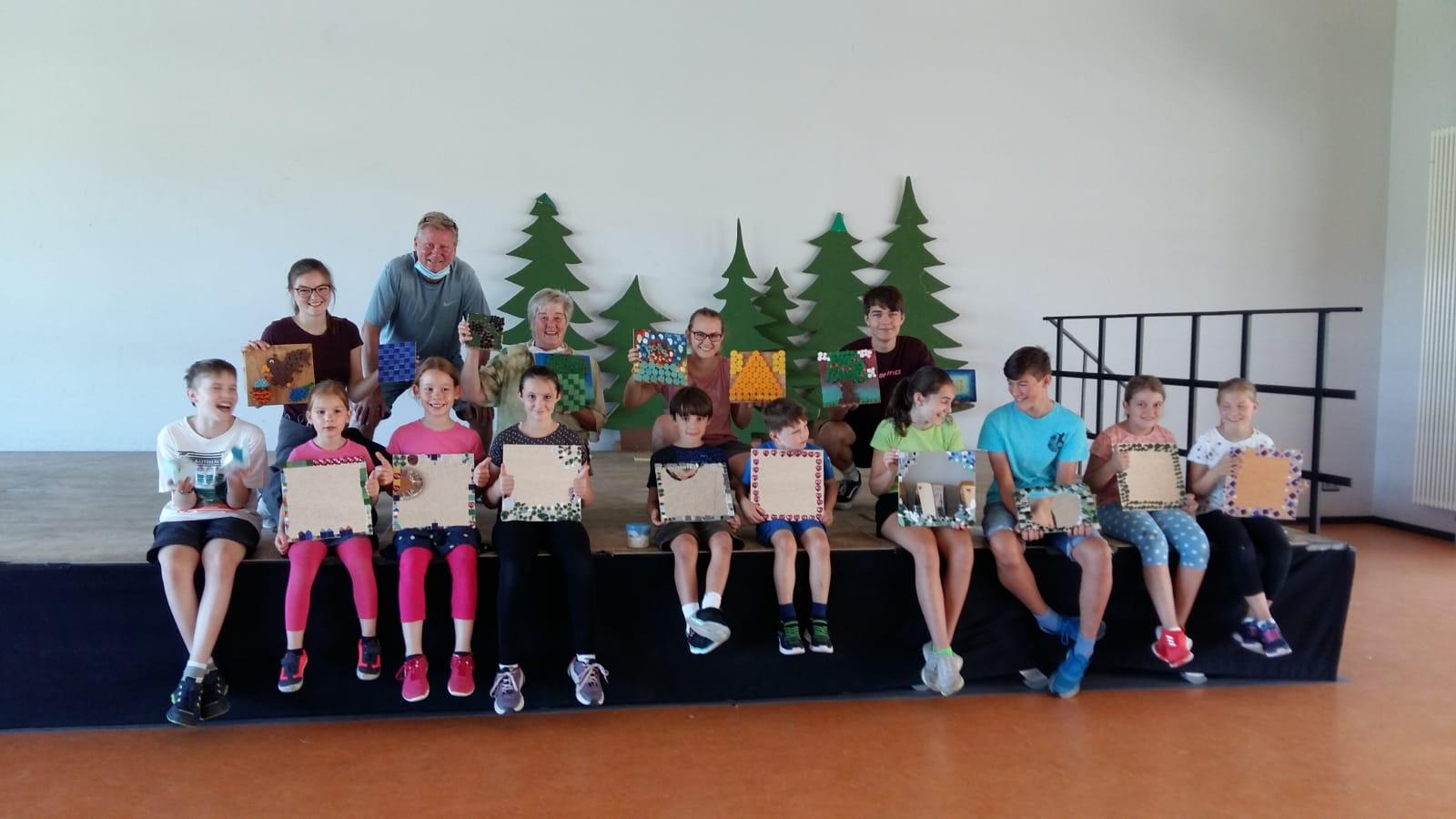 """Sommerferienprogramm """"Just for Fun"""" in Altdorf und Hildrizhausen"""
