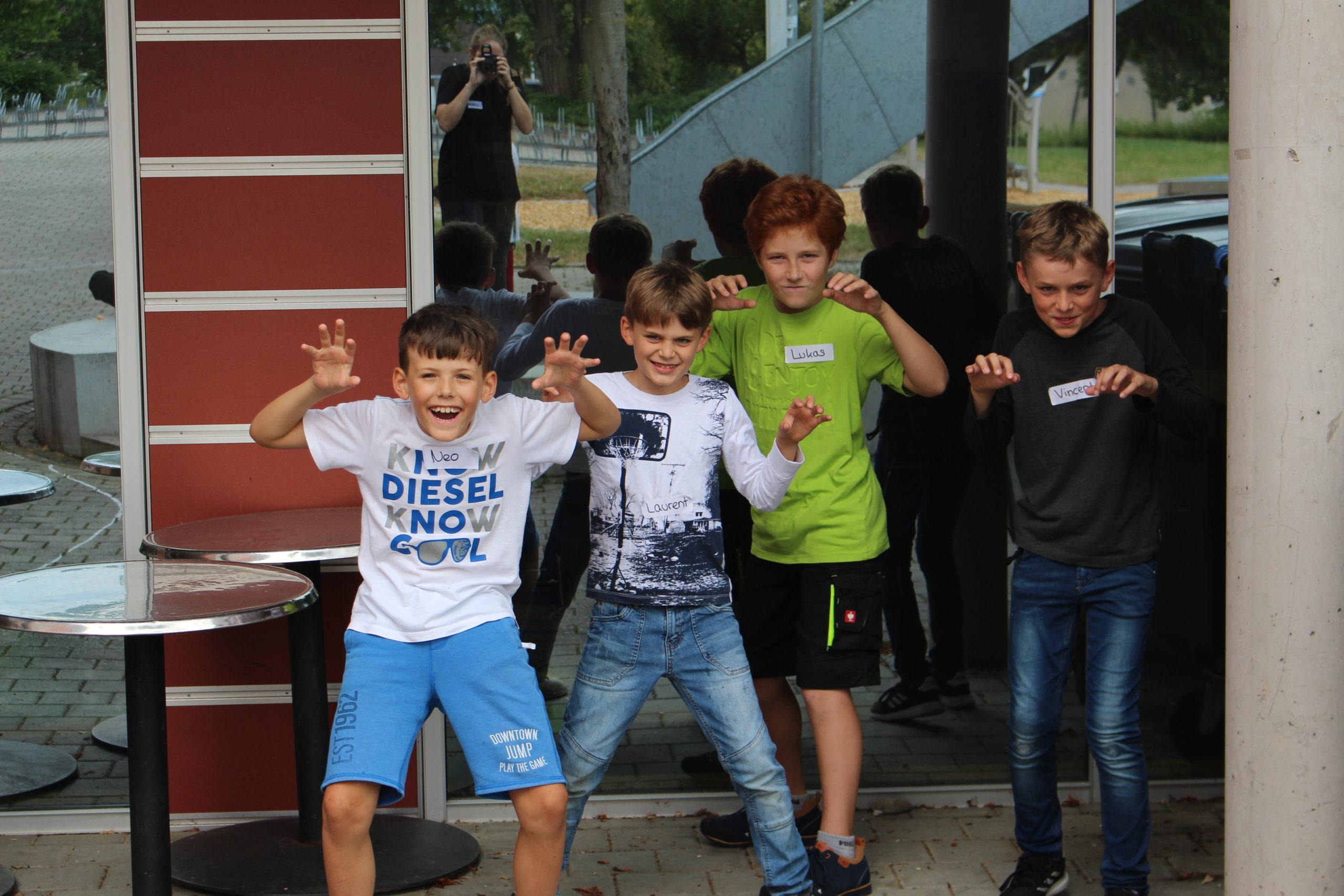 Sommerferiencamp 2020 im Jugend- und Kulturzentrum W3 Holzgerlingen