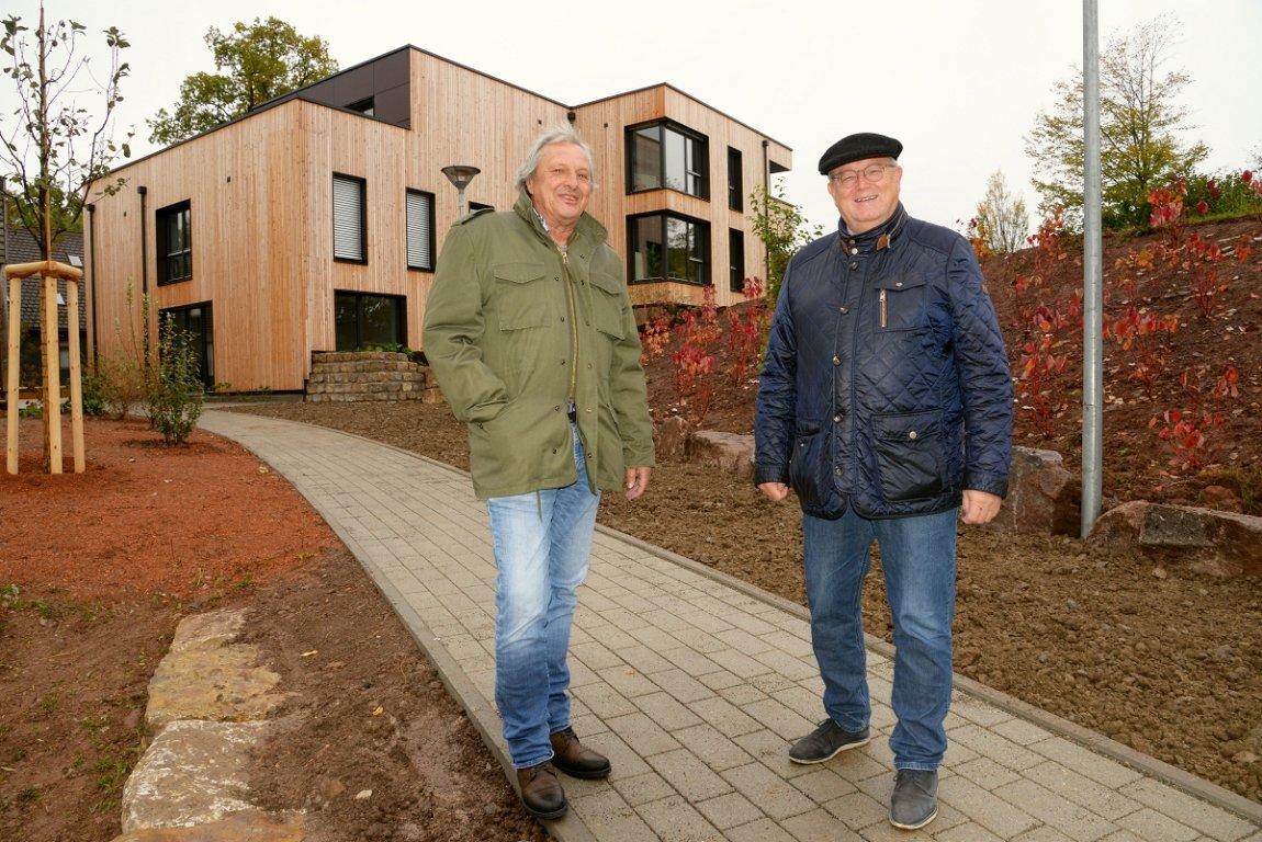 Das Waldhaus in Hildrizhausen hat ein neues Herzstück