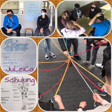 JuLeiCa-Schulung im Gäu konnte trotz Corona durchgeführt und abgeschlossen werden