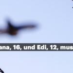 Abgeschoben: Dana, 16, und Edi, 12, mussten Deutschland verlassen