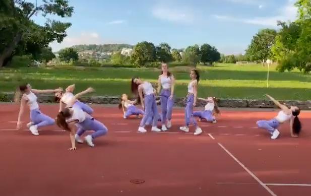 Siesta Dancers beim Finale des Mannheimer Streetdance Contest dabei