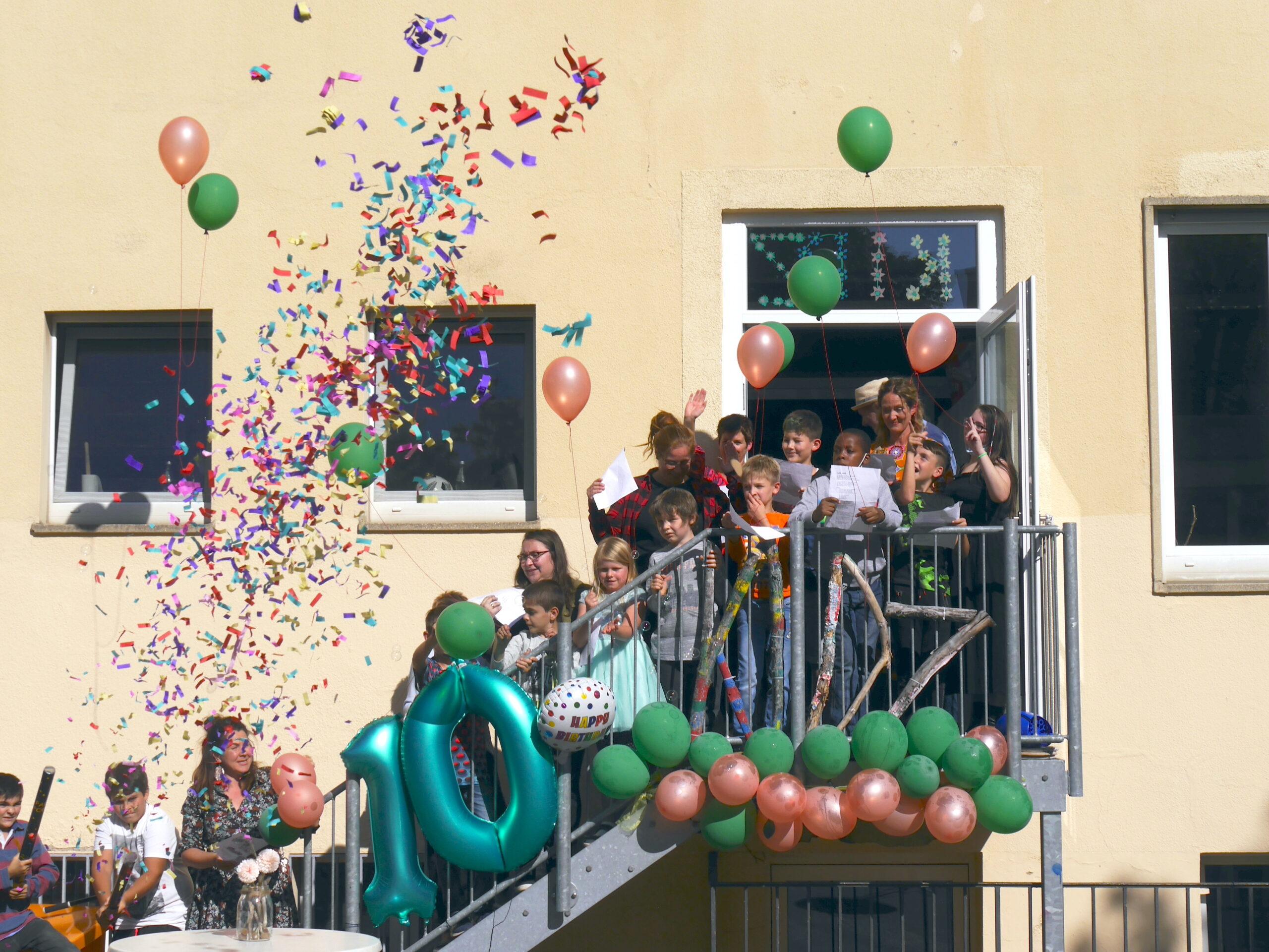 KIDZ Leonberg feiert 10-jähriges Jubiläum